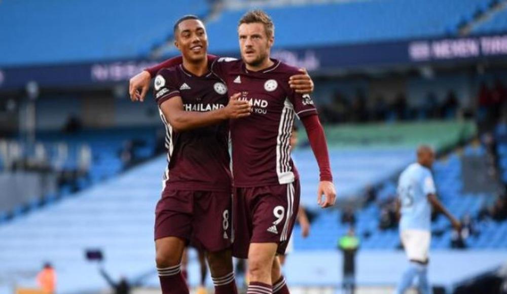 Vardy alev aldı, Leicester'ın hızını City de kesemedi!