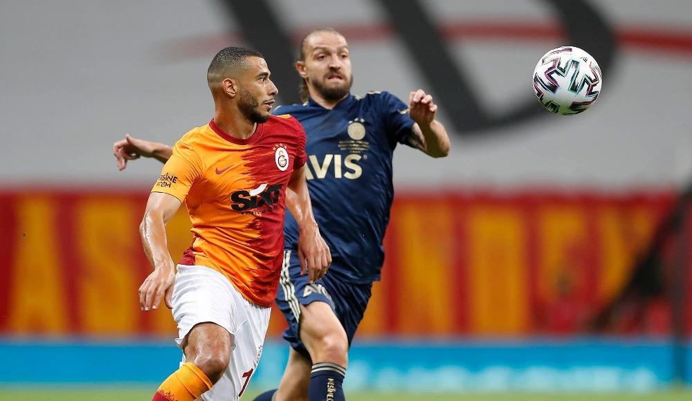 Belhanda'nın Galatasaray performansı