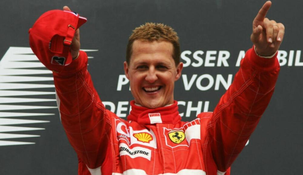 Formula 1'de Michael Schumacher geçilmiyor