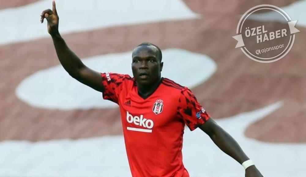 Aboubakar oynayamazsa Beşiktaş'a ceza ödeyecek
