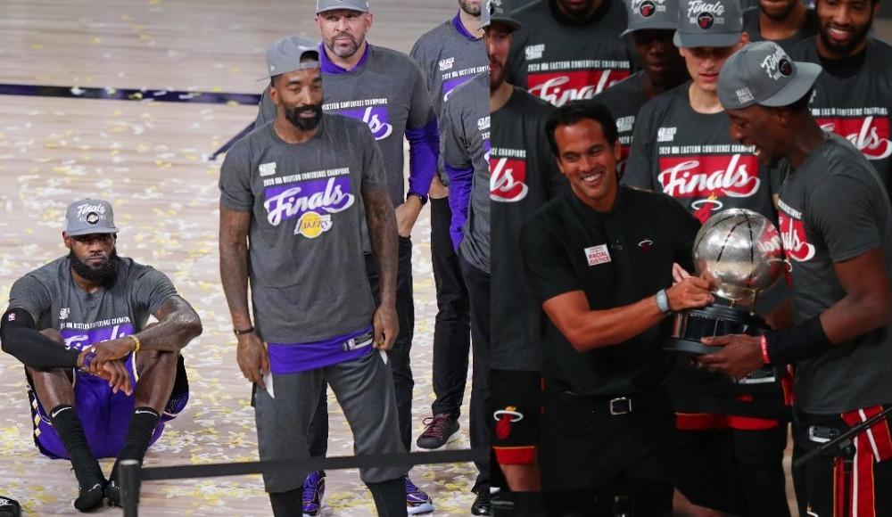 Son bölümdeyiz: NBA finalleri