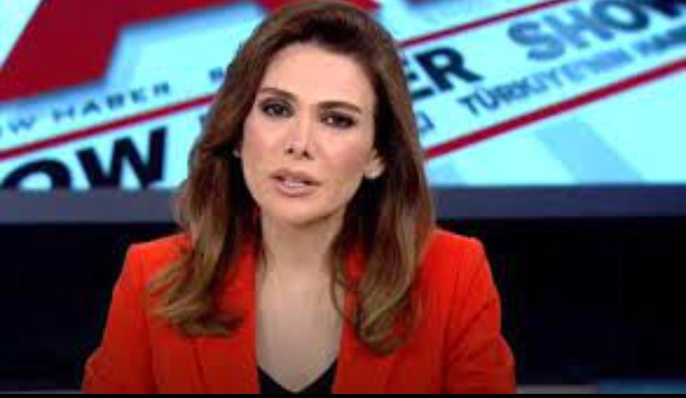 Show TV haber spikeri Ece Üner'den Kim Kardashian'ın 'kaynağına' gönderme
