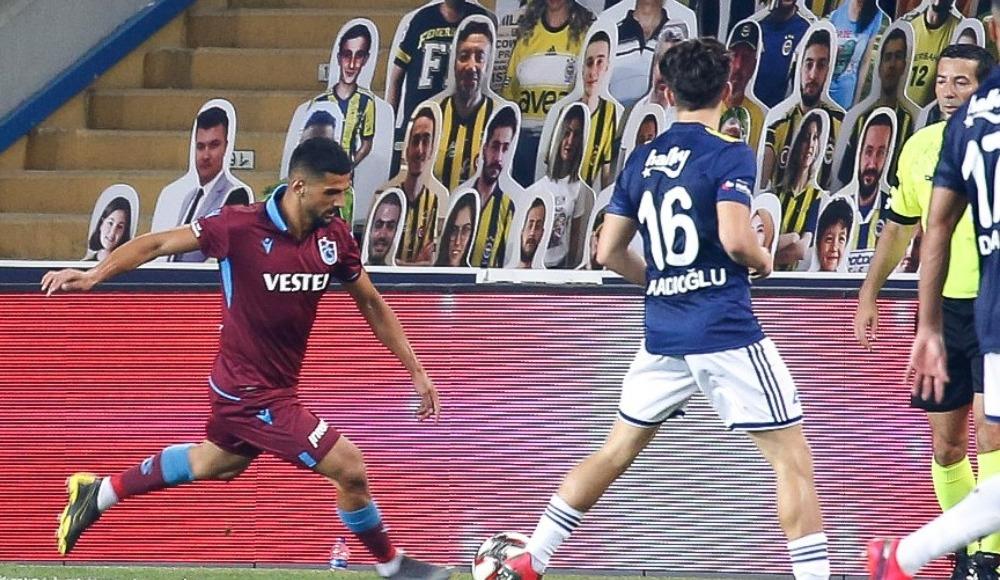 Trabzonspor'da Abdurrahim Dursun ile yollar ayrılıyor
