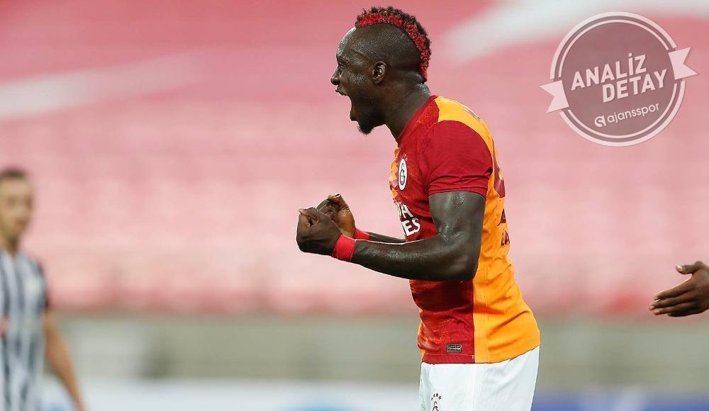 Diagne'den müthiş gol