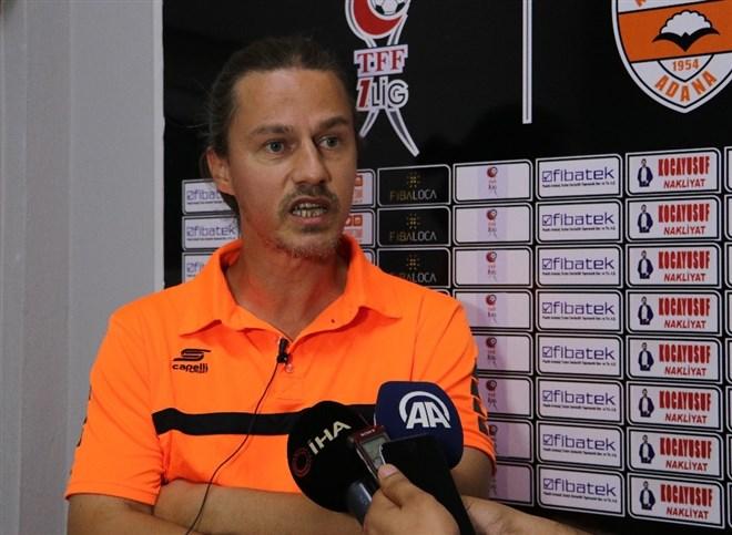 """Yunus Murat Ceylan: """"Hayalperest transferlerle kulübü borçlandırmaya gerek yok"""""""