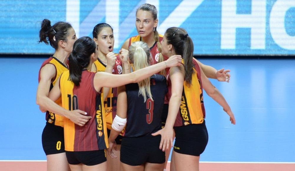 Galatasaray HDI Sigorta, Kuzeyboru'yu 3-1 yendi