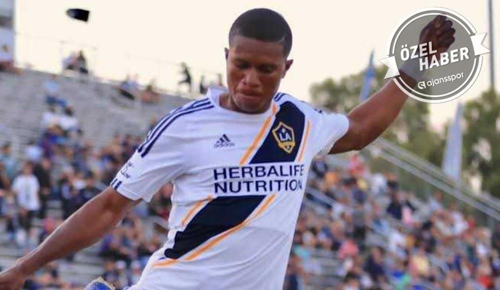 Menemenspor'a MLS'ten forvet