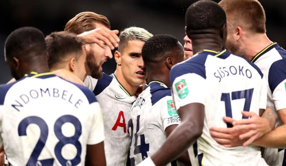 Tottenham, Chelsea'yi eleyip çeyrek finale çıktı