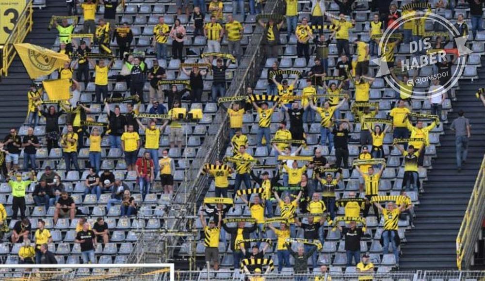 Dortmund'da seyirci rekoru kırılabilir!