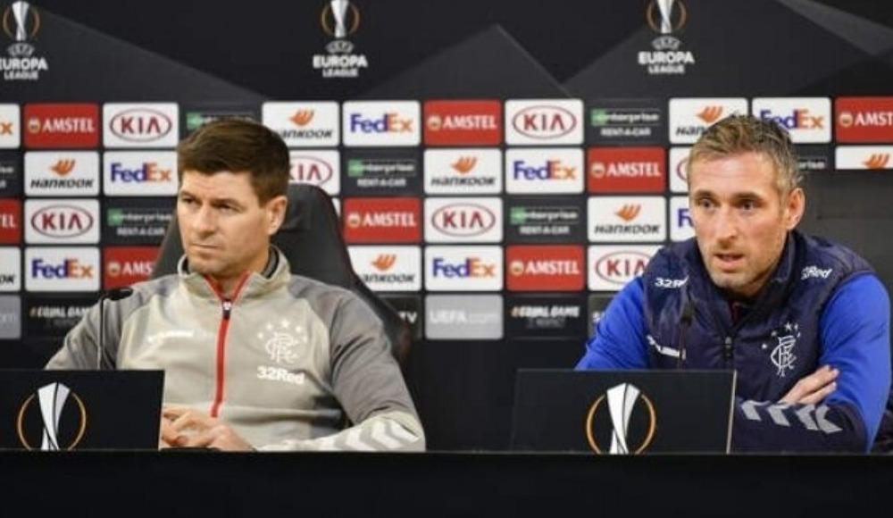 """Steven Gerrard: """"Galatasaray maçın favorisi ama biz de iyi durumdayız"""""""