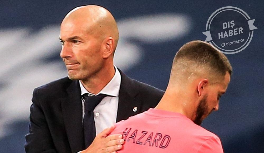 Hazard'dan Real Madrid'e kötü haber