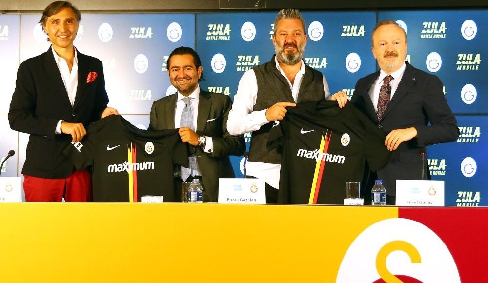 Galatasaray Kulübü, InGame Group ile iş birliği anlaşması imzaladı