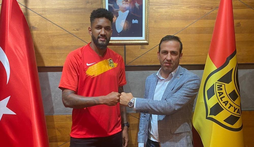Yeni Malatyaspor, Wallace ile 2+1 yıllık sözleşme imzaladı