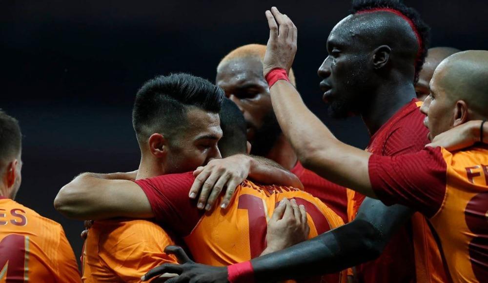 Galatasaray - Alanyaspor (Maçı canlı seyret)