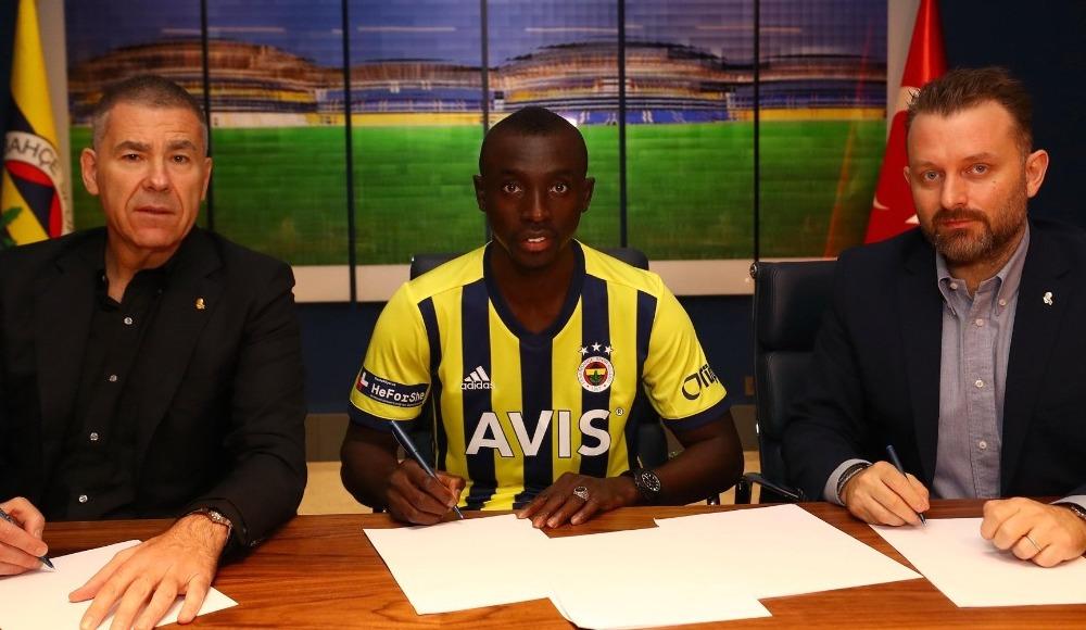 Papiss Cisse resmen Fenerbahçe'de!