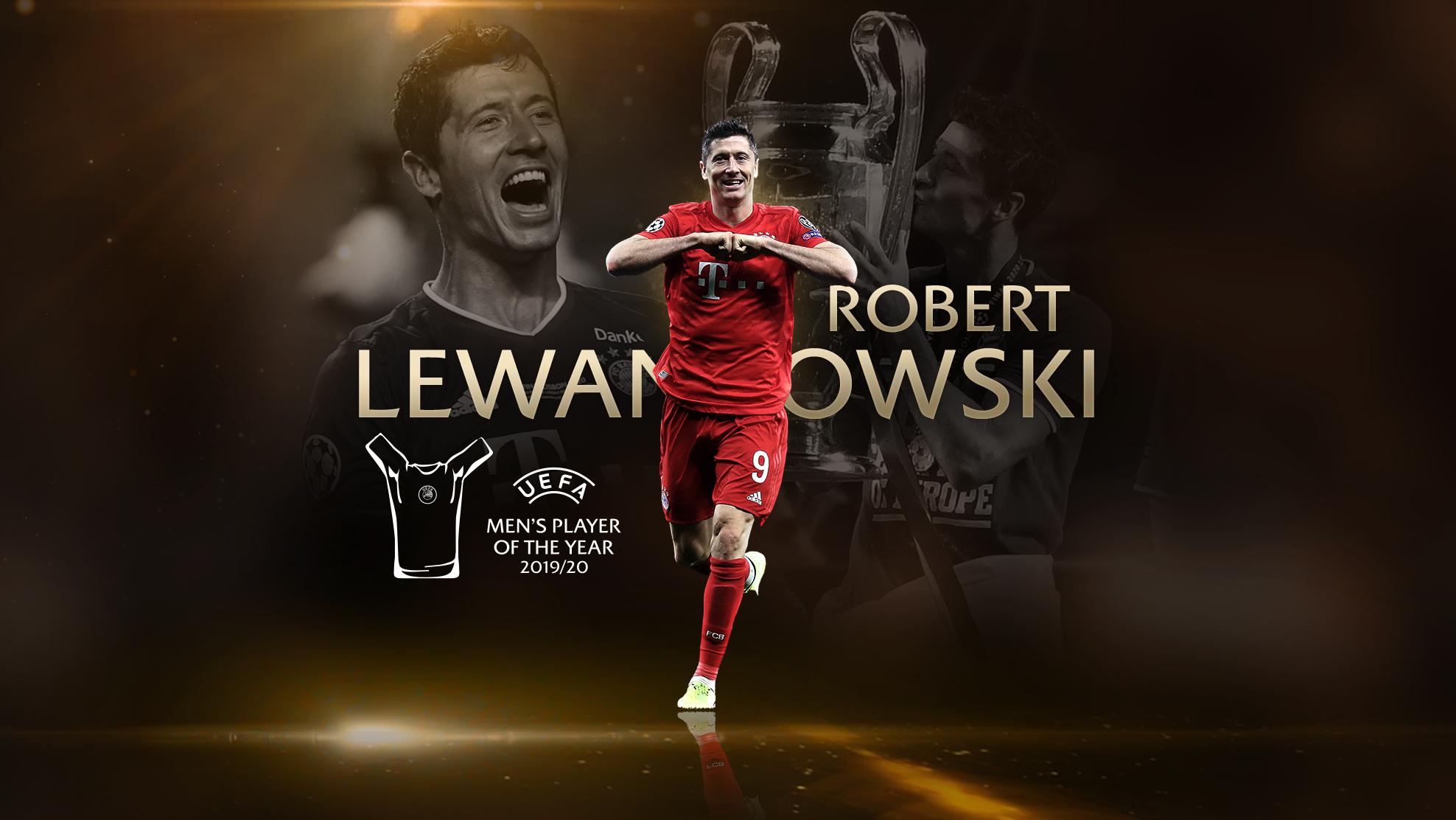 UEFA Yılın Futbolcusu belli oldu!