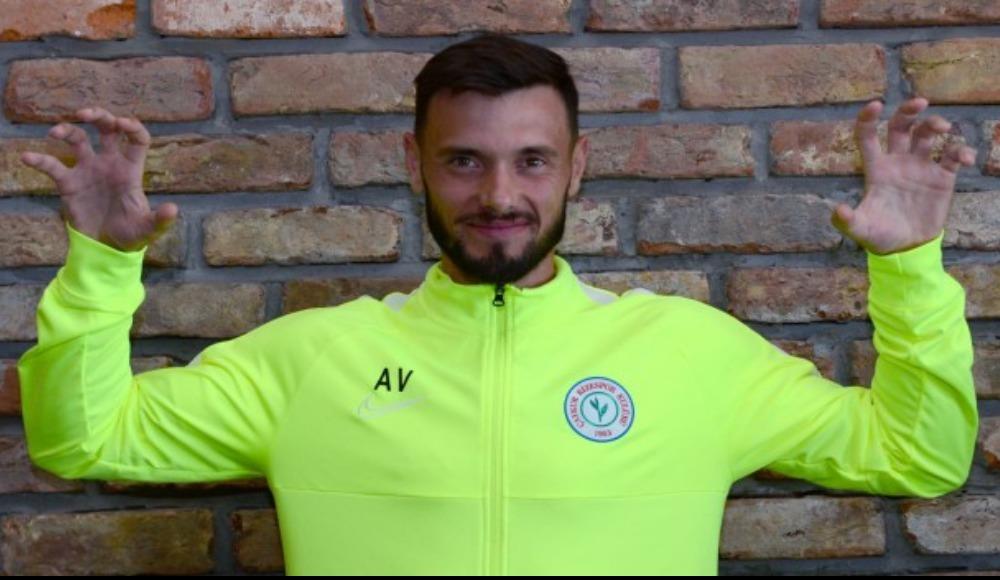 Gaziantep FK, Vetrih transferini resmen açıkladı