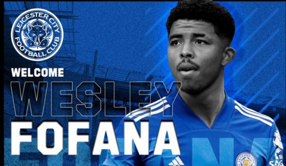 Leicester City, savunma oyuncusu Fofana'yı transfer etti
