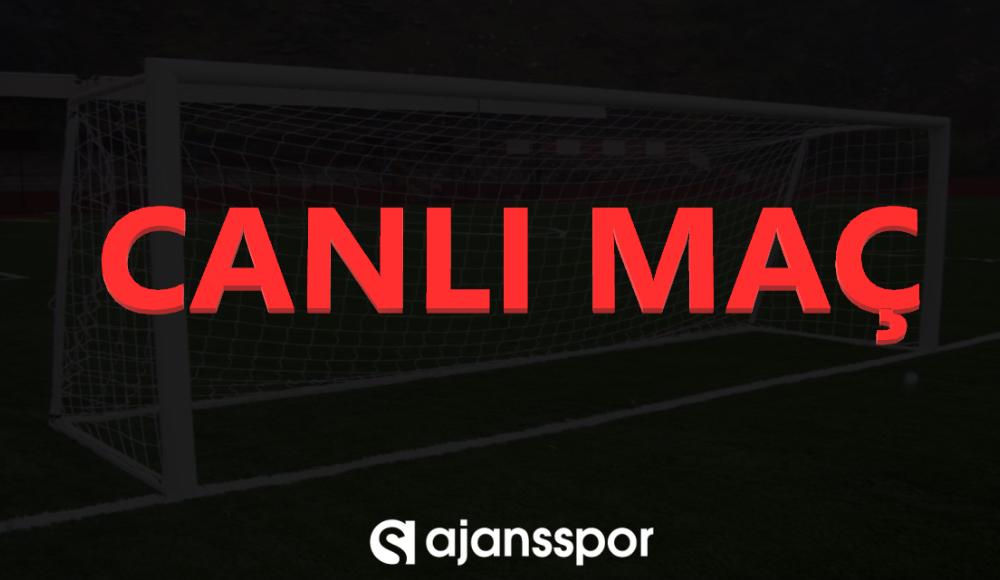 Altınordu - Ankaraspor (Canlı Skor)