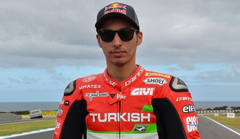 Toprak Razgatlıoğlu, Fransa'daki yarışı 6. tamamladı