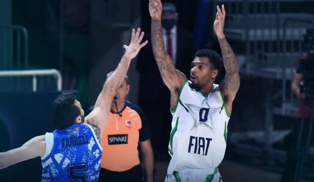 TOFAŞ, sahasında Büyükçekmece Basketbol'u 94-85 yendi