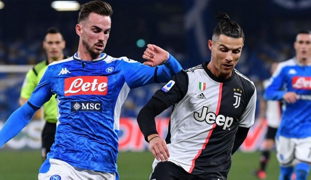 Juventus - Napoli maçı için karar verildi