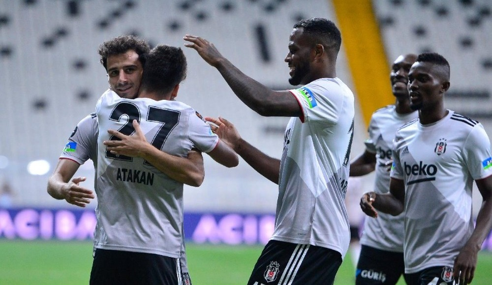 HD CANLI MAÇ İZLE: Beşiktaş - Gençlerbirliği