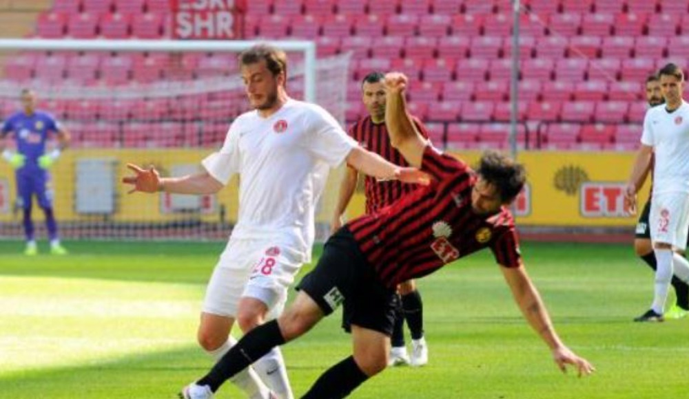 Eskişehirspor'un hedefi lige tutunmak