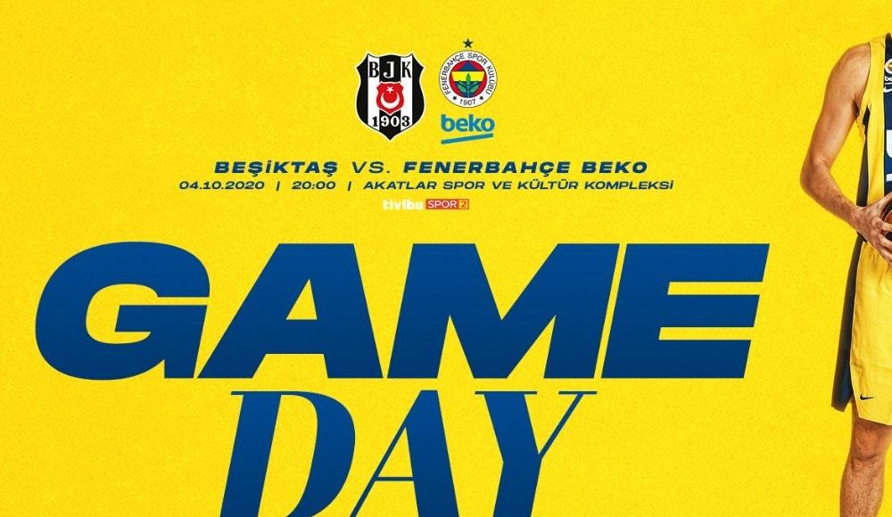 Beşiktaş - Fenerbahçe Beko (Canlı Skor)
