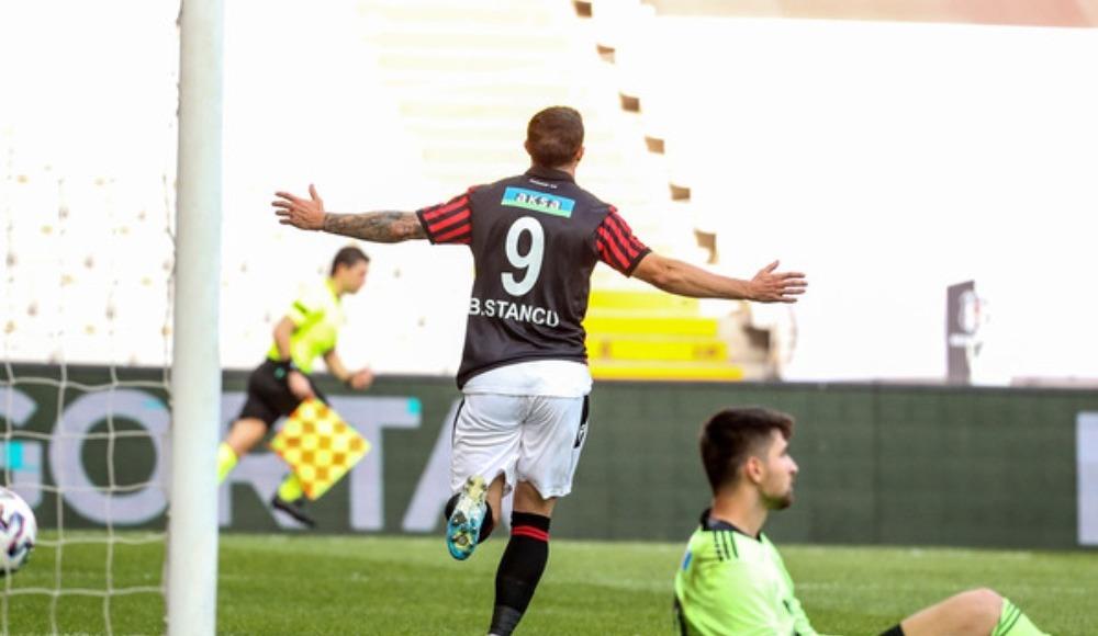 Stancu, Furman ve Berat, Beşiktaş galibiyetini değerlendirdi