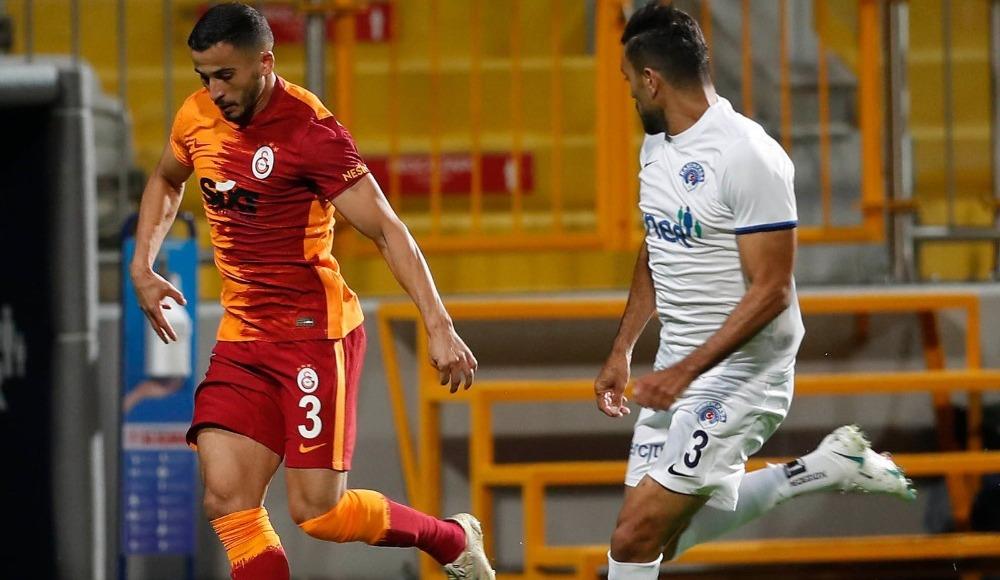"""Omar Elabdellaoui: """"Ucuz bir gol yedik"""""""