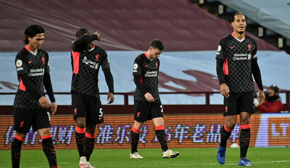 Liverpool'a tarihi hezimet!