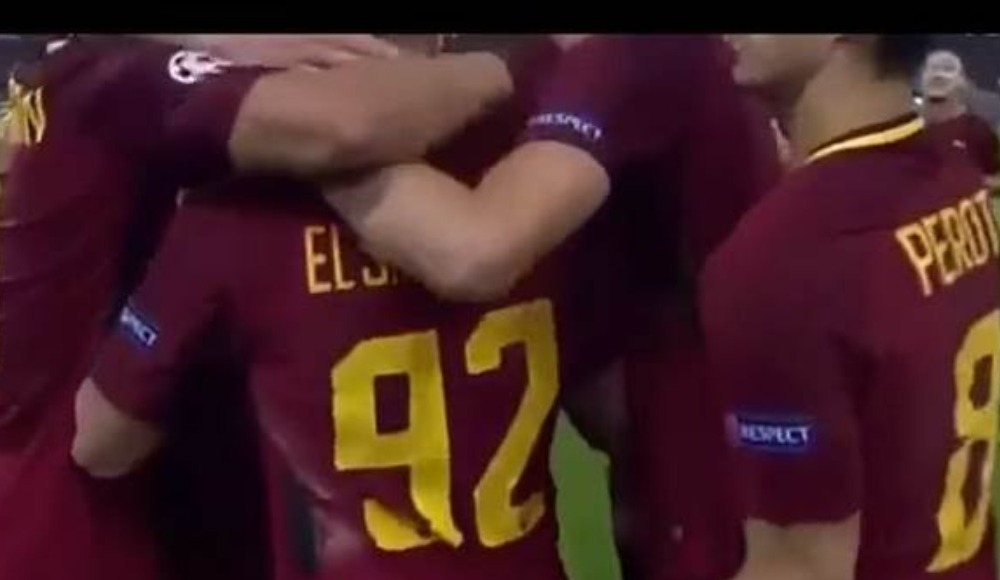 Perotti gol sevinçleri gündem oldu! İşte o anlar...