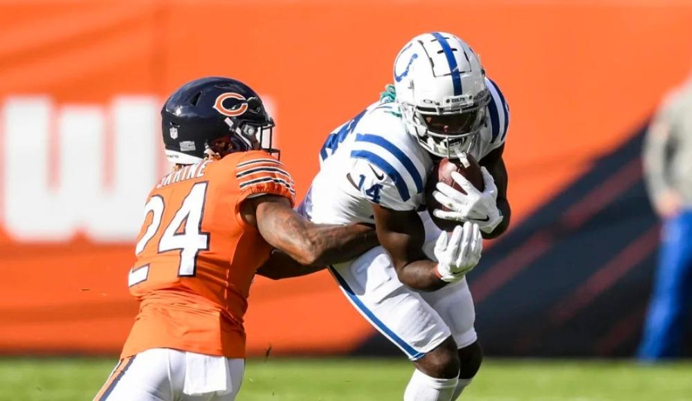 Colts ilk deplasman galibiyetini Chicago'da aldı