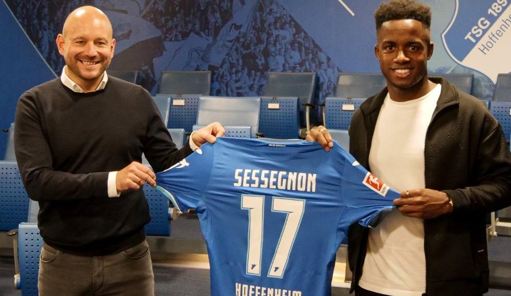 Hoffenheim, Ryan Sessegnon'u kiraladı