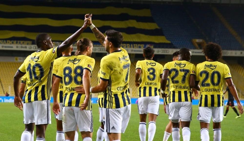 """""""Fenerbahçe Galatasaray'a fark atar"""""""