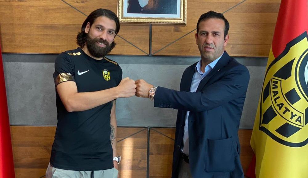 Yeni Malatyaspor, Olcay Şahan'ı transfer etti!