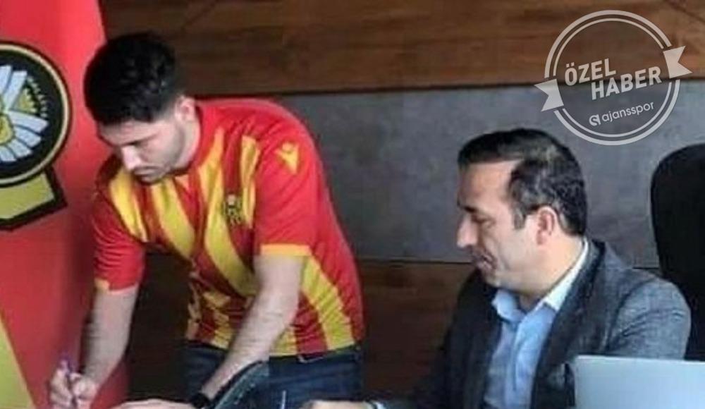 Menemenspor, Kubilay Yılmaz'ı transfer etti!
