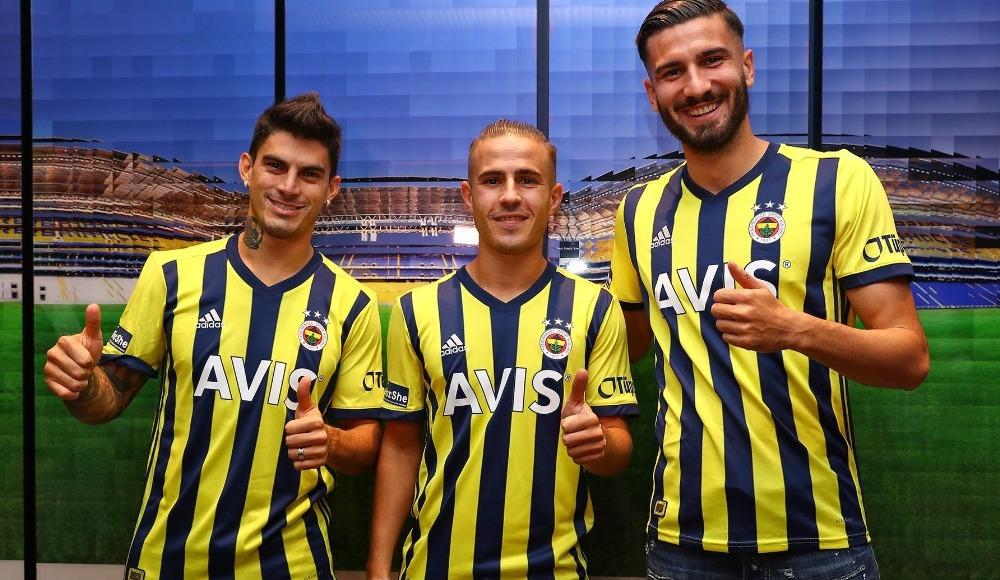 Fenerbahçe'den transferde son gün şovu