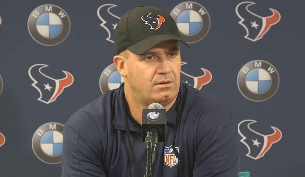 Texans'ta yenilgilerin faturası O'Brien'a kesildi