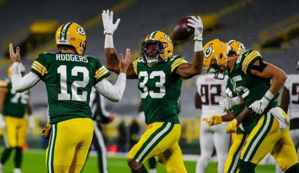 Green Bay Packers yoluna kayıpsız devam ediyor