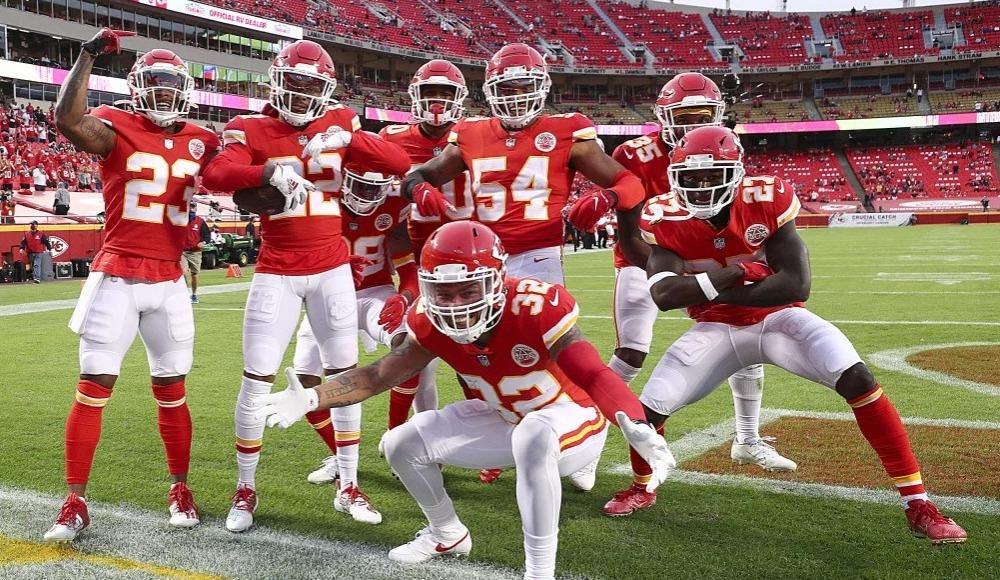 Kansas City Chiefs NFL tarihine geçti