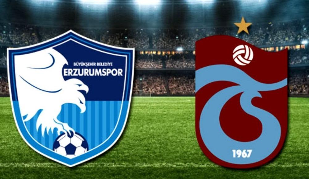 Erzurumspor ile Trabzonspor ile hazırlık maçı yapacak