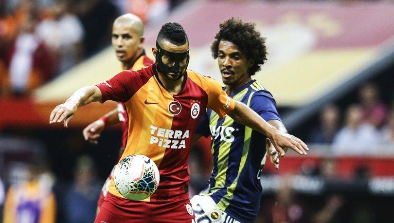 """Fenerbahçe'nin rakibi Galatasaray"""