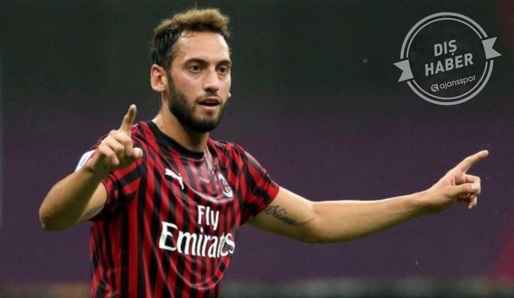 Milan'dan Hakan Çalhanoğlu kararı! İtalyanlar duyurdu...