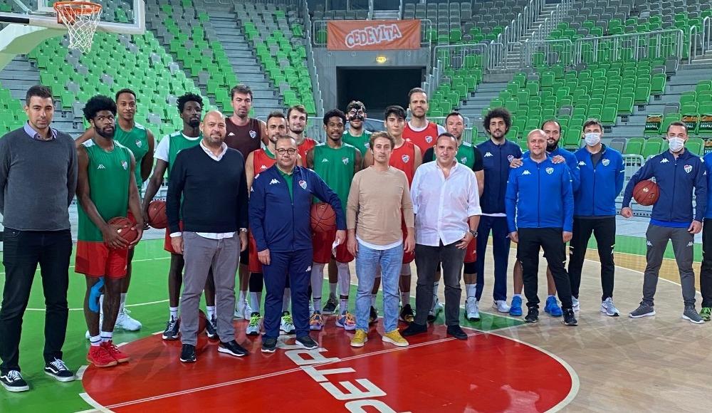 EuroCup'ta, Olimpija-Bursaspor maçı oynanacak mı? Resmi açıklama...