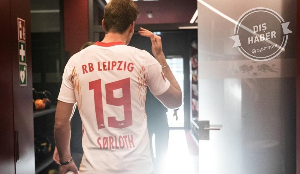 Sörloth'tan transfer itirafı! 'Leipzig ile çok daha önce anlaşmıştım'