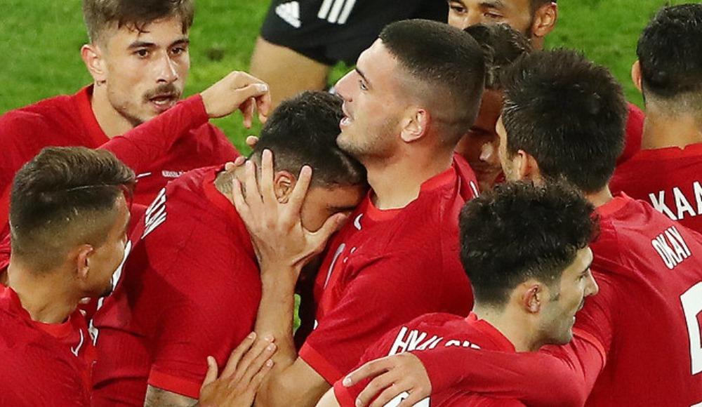 'Tarihimizde ilk defa Almanya'ya 3 gol atıyoruz'