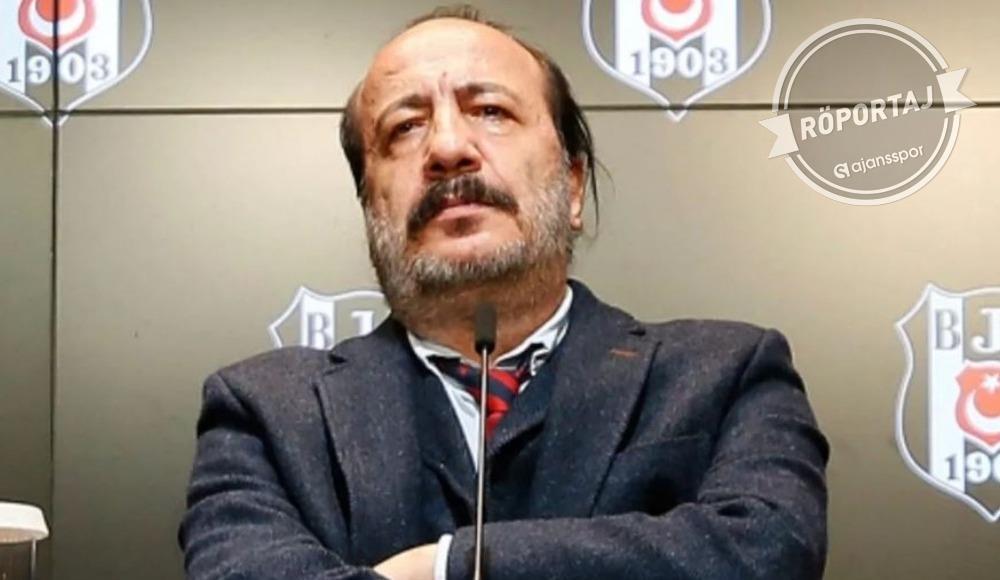 """Dizdar: """"Beşiktaş yöneticisi ağlamaz, çözüm üretir"""""""