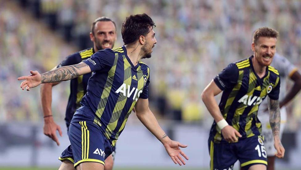 Ozan Tufan'ın Fenerbahçe performansı